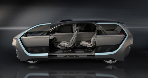 Chrysler unveils a high-tech car for millennials #ITBusinessConsultants