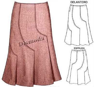 Skirt Design - Interesting: