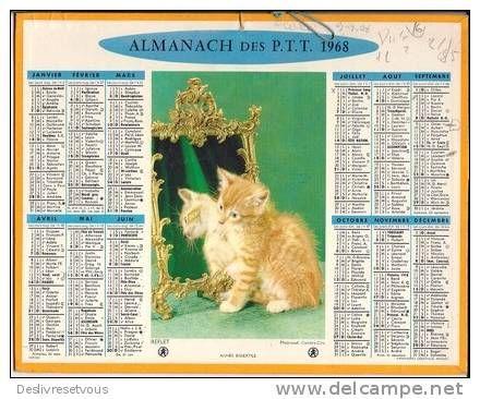 almanach 1968
