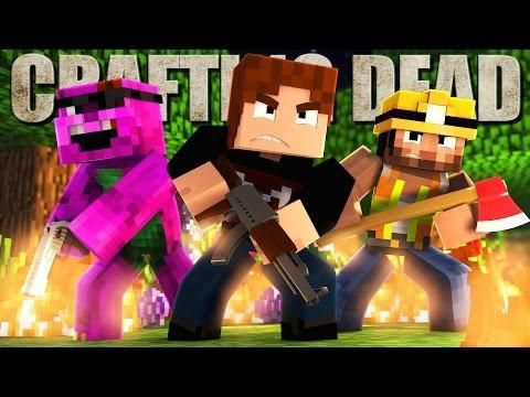 Minecraft Crafting Dead Reunion 9 The Walking Dead Roleplay