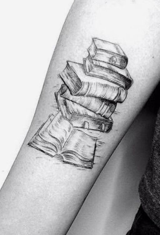 Book Lover Tattoo Tattoos For Lovers Book Lover Tattoo Tattoos