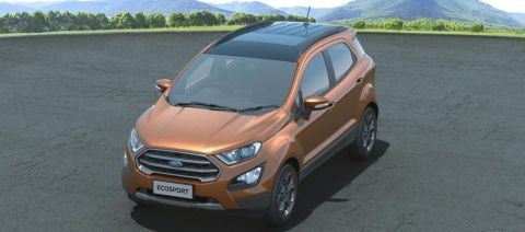 Gallery Ford Ecosport Ford New Drive