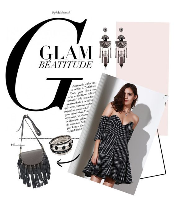 """Zaful #5---Glam attitude"" by lizzhull ❤ liked on Polyvore"