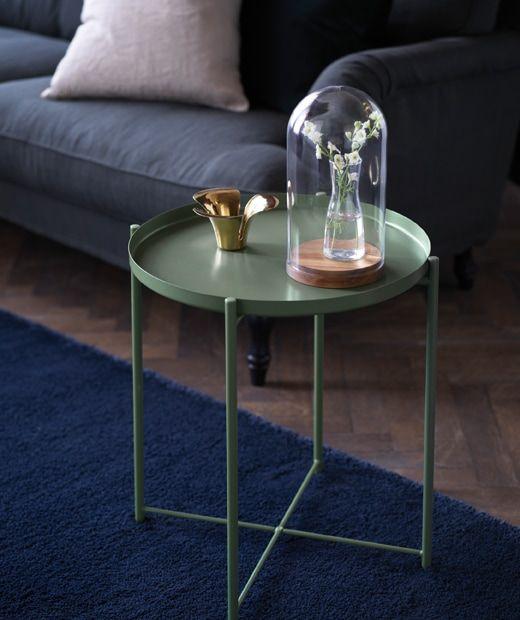 Adoptez Les Styles De Deco Interieure De La Saison Tray Table Ikea Table