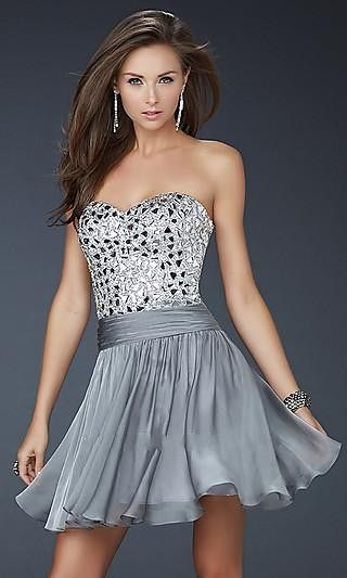 Cute rehearsal dinner dress (cause I know how much you love sparkles).