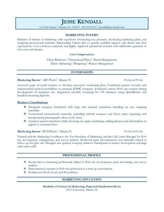 How To Write A Non Specific Cover Letter Job Resume General – Job Objectives for Resumes