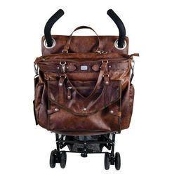 Sac à langer texas brown de Magic stroller bag