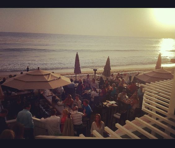The Deck Laguna Beach  Love this place...MUST go to for drinks on the sand in Laguna!