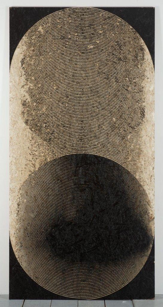 Michael DeLucia, Black coil, 2011