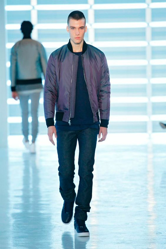 #Menswear #Trends John Elliott & Co.  Fall Winter 2015 Otoño Invierno #Tendencias #Moda Hombre    F:Y!