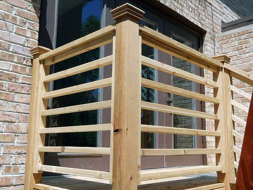 Superb Porch Railing Designs Pictures For Your Home Deck Railing
