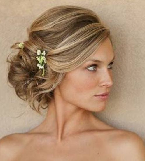Awe Inspiring Nice Side Buns And Hairstyles On Pinterest Hairstyle Inspiration Daily Dogsangcom