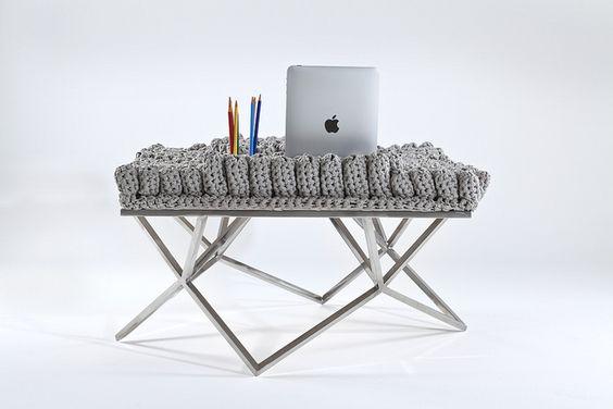 Fractal Collection by Nicole Tomazi, 2012. Oferenda Objetos #design #furniture #table