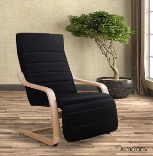 Bentwood Arm Chair Adjustable Wooden, Bent Wood Arm Recliner