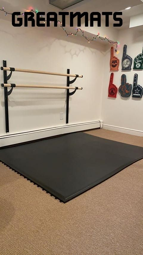 Dance Floor Over Carpet For Pointe Ballet In 2020 Home Dance Marley Flooring Dance Floor