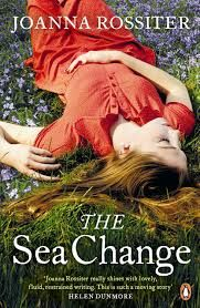 Book cover of The Sea Change by Joanna Rossiter