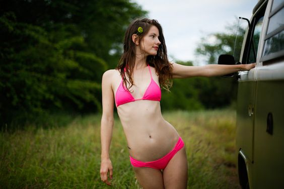 T006 Triangle top by MAKENASURFWEAR on Etsy, $40.00