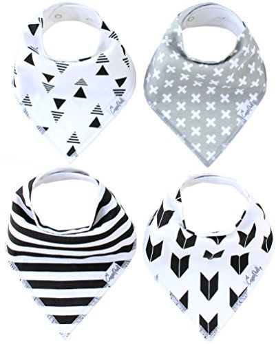 Baby Bandana Drool Bibs Shade 4 Pack of Unisex Absorbent Cotton Modern Baby Gift Set for Boys and Girls By Copper Pearl Copper Pearl http://www.amazon.com/dp/B013Q1T6ZO/ref=cm_sw_r_pi_dp_JI96vb06XJ4Q5