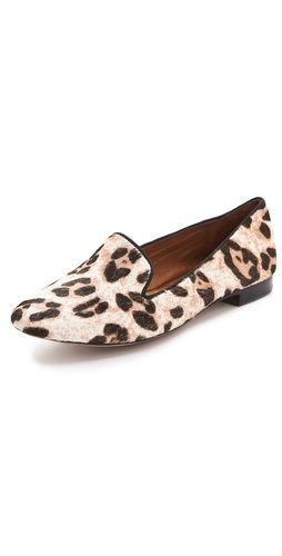 Sam Edelman Leopard Loafers (on sale!) - I wear mine way too much!
