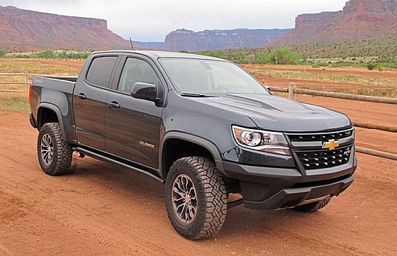 Chevrolet Colorado Zr2 Lifted Chevrolet Lifted Cars