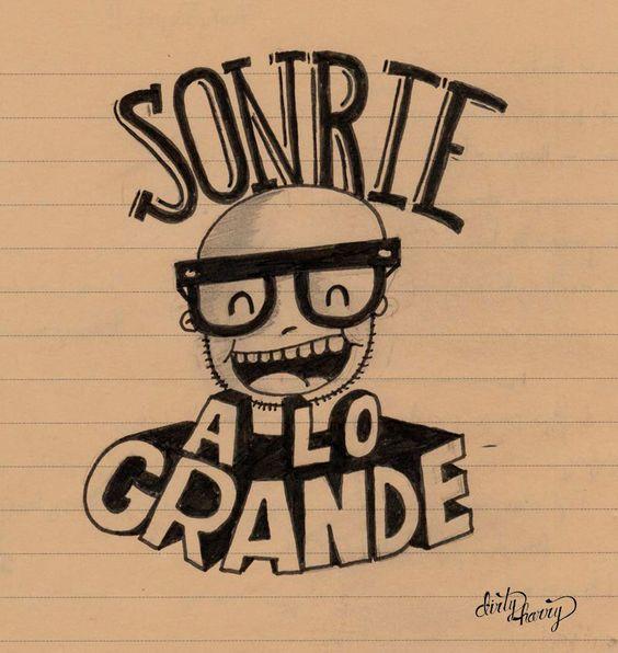 Sonríe a lo grande - www.dirtyharry.es