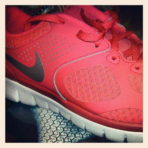 #nike #pink #run