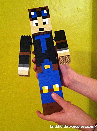 Lego minecraft clipart - ClipartFest