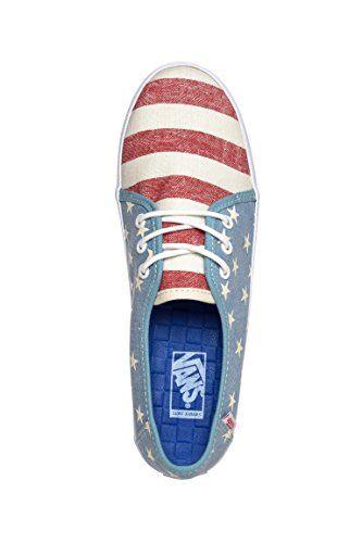 Vans Tazie Americana Low Top Sneaker