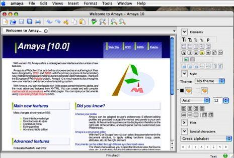 Ten WYSIWYG HTML editors for Mac OS X (Updated)