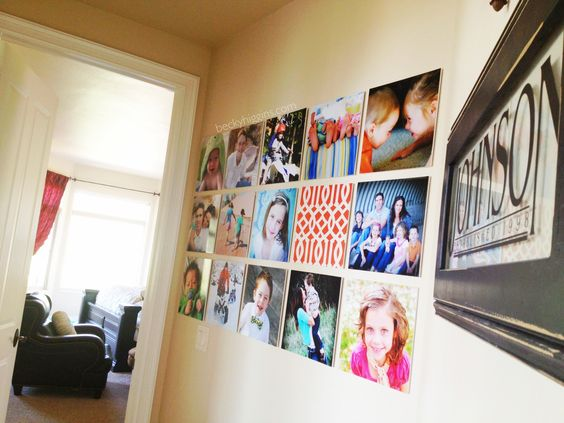 she ordered 12x36 poster size prints from costco because it 39 s the cheapest way to get 12x12. Black Bedroom Furniture Sets. Home Design Ideas