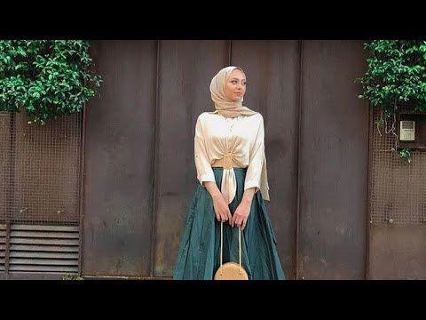 وضعيات تصوير بروفاشيونال للمحجبات حتى الصورة تتطلع حلوة Youtube Picture Poses Poses Fashion