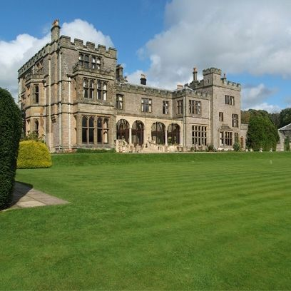 Armathwaite Hall, in the Lake District. Set within 400 acres of woodland and deer parks, you'll truly be able to escape from the hustle and bustle of home.   Twixmas breaks   Christmas breaks   Winter holidays   Head on over to http://www.redonline.co.uk for more winter escapes.