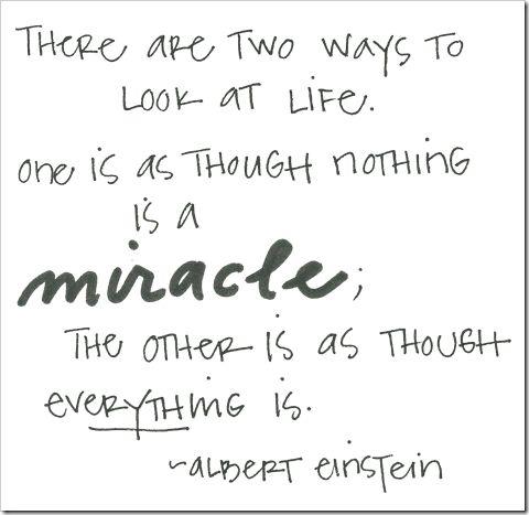 -Albert Einstein.: