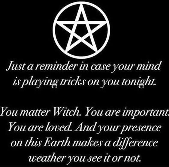 #powerofpositivity #affirmations #motivationalmonday #witchcraft #pagan #paganism #witch