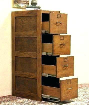 Tall Filing Cabinet Wood