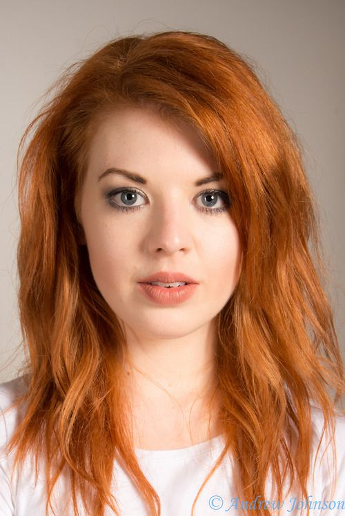 Orange Hair Natural Google Search Red Copper Hair