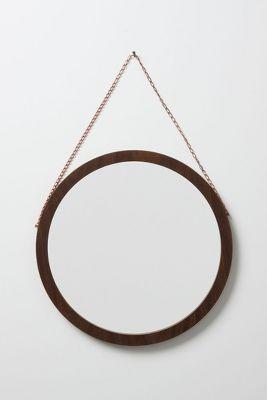 Amersham Mirror, Round. By Henderson Dry Goods.