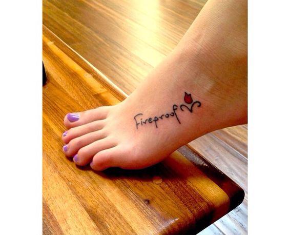 Aries tatoo