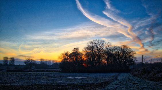 #MySundayPhoto - Winter's Morning