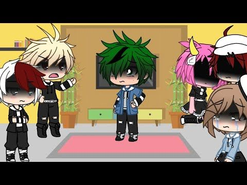 Mha React To Dollhouse Youtube Funny Clips Doll House Anime