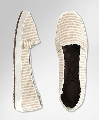 Neutral Slip-ons for the #beach and beyond!