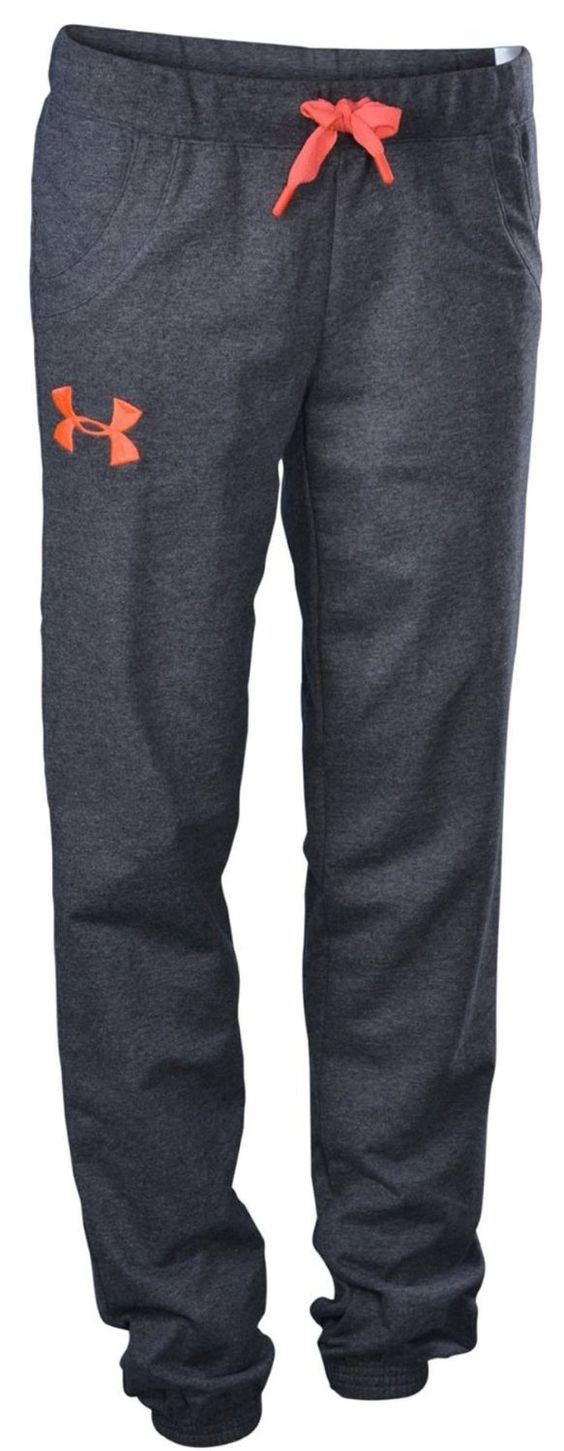 Under Armour Women's UA Light Charged Cotton Storm Pants. This are so cool!