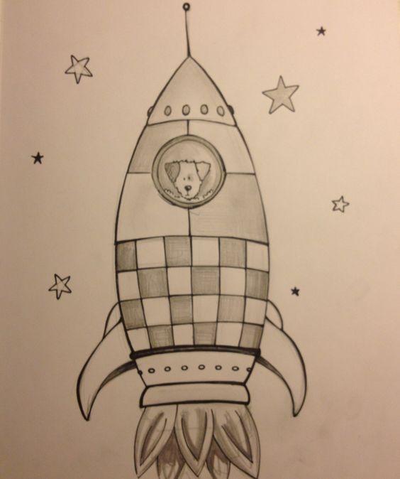 dog astronaut tattoo - photo #20