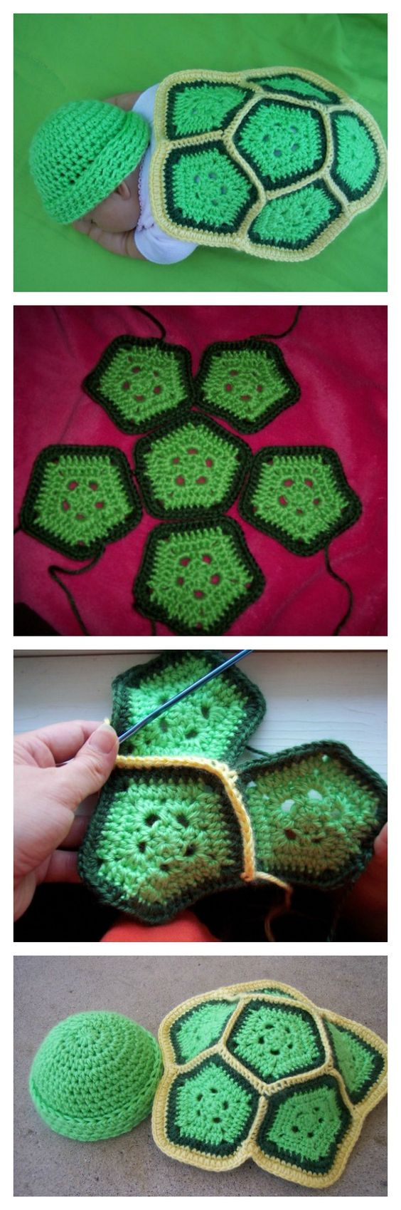 Free Crochet Patterns For Newborn Props : Pinterest The world s catalog of ideas