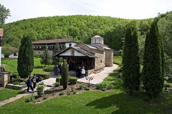 Temska monastery, Serbia