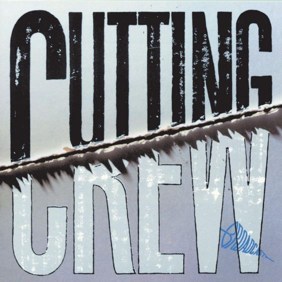 Cutting Crew – (I Just) Died in Your Arms (single cover art)