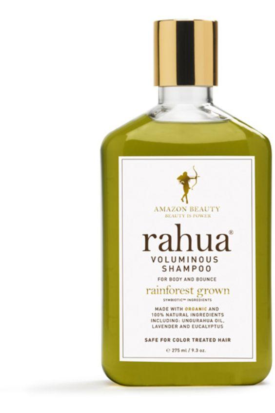 Pourquoi on aime ? Un shampooing 100 % naturel qui booste le volume des cheveux…