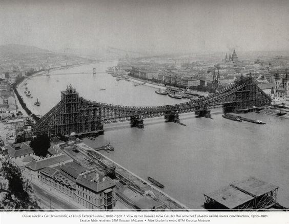 Elizabeth Bridge, Budapest.