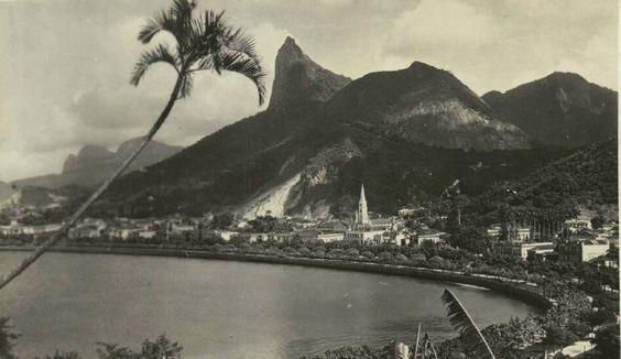 Praia de Botafogo 1930