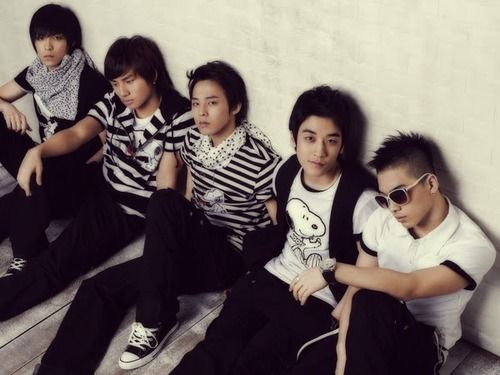 Big Bang Taeyang G-Dragon T.O.P. Seungri Daesung